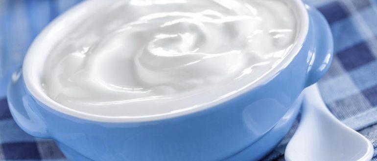 Чем полезен натуральный йогурт