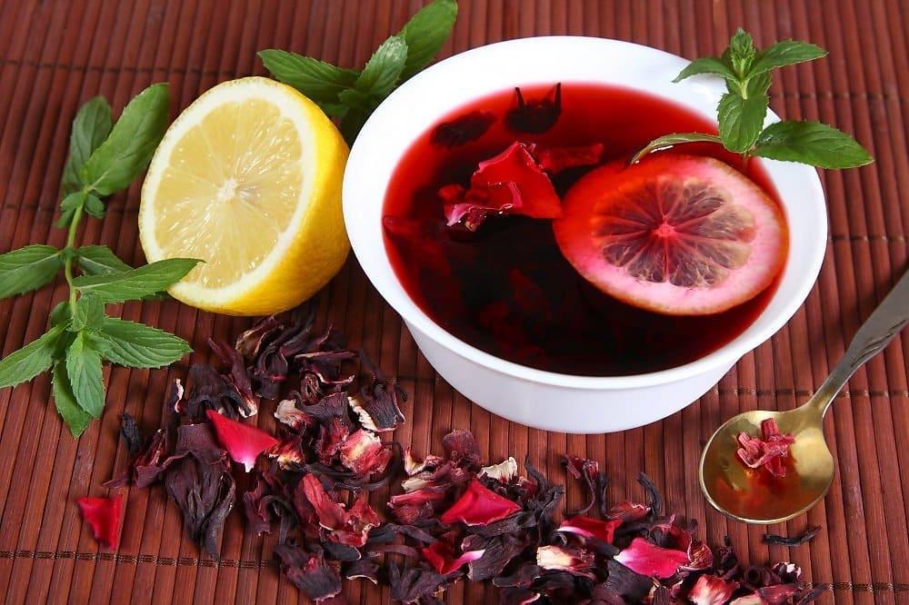 Польза и вред чая каркаде для организма человека