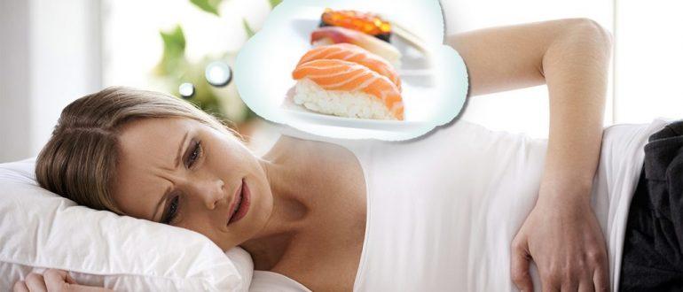 диета при острых пищевых отравлениях