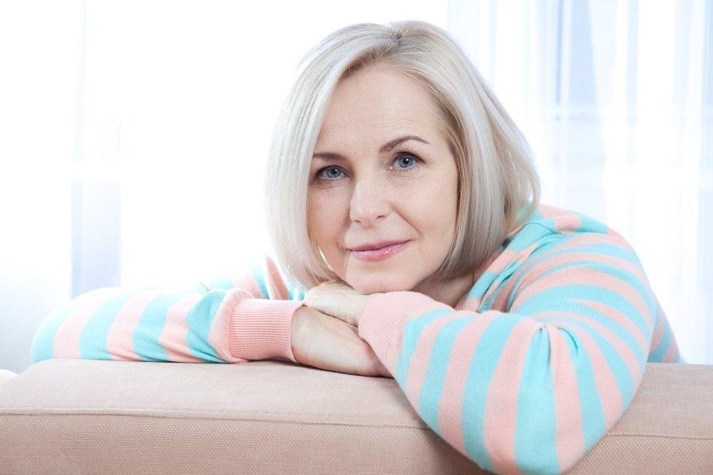 менопауза у женщин