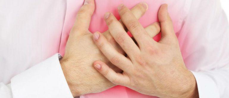 стенокардия причины